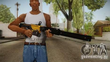 CoD: Infinite Warfare - X-Eon Warsight Skin для GTA San Andreas третий скриншот