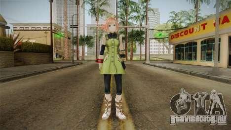 Gods Eater: Ressurection - Kanon Daiba для GTA San Andreas второй скриншот
