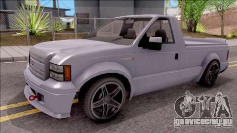 Sadler Racing Stock для GTA San Andreas