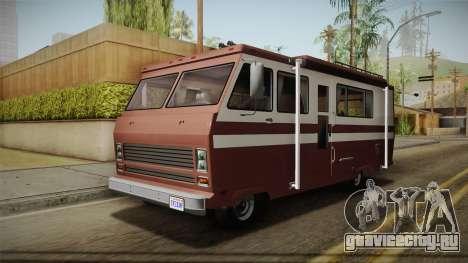 GTA 5 Zirconium Journey Cleaner для GTA San Andreas