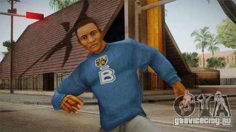 Bo Jackson from Bully Scholarship для GTA San Andreas