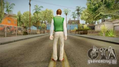 Donald Anderson from Bully Scholarship для GTA San Andreas третий скриншот