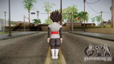 Dragon Ball Xenoverse 2 - Teen Gohan Black для GTA San Andreas третий скриншот