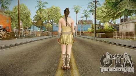Wonder Woman (Amazon) from Injustice 2 для GTA San Andreas третий скриншот