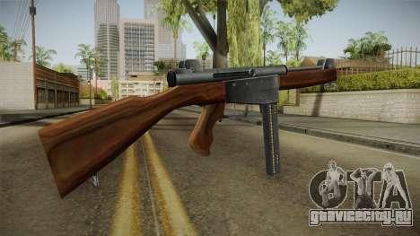 Ingram Model 6 SMG для GTA San Andreas второй скриншот