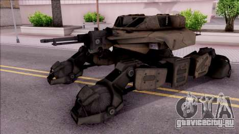 Mobile Art-Installation COD: Advance Warfare для GTA San Andreas