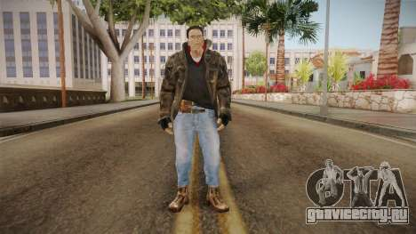 Arnold Schwarzenegger для GTA San Andreas второй скриншот