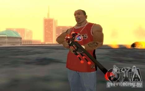 AWP Alliance для GTA San Andreas третий скриншот