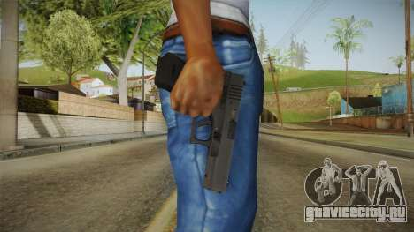 Glock 18 для GTA San Andreas третий скриншот