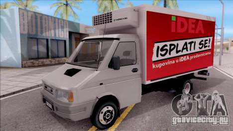 Zastava Daily 35 Transporter для GTA San Andreas
