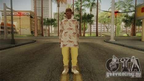 Gunrunning Skin 1 для GTA San Andreas второй скриншот
