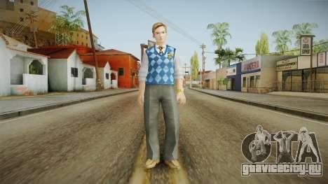 Bryce from Bully Scholarship для GTA San Andreas второй скриншот