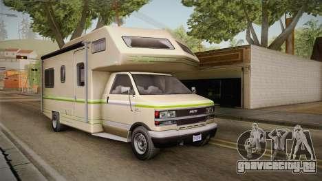 GTA 5 Brute Camper для GTA San Andreas