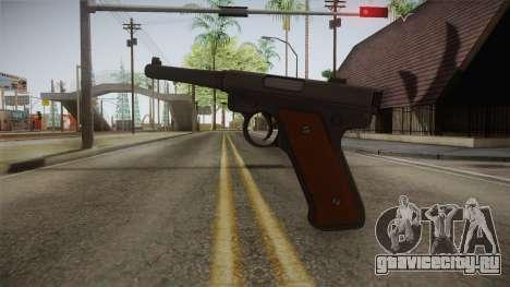 TF2 - Ruger MK2 Pistol для GTA San Andreas второй скриншот