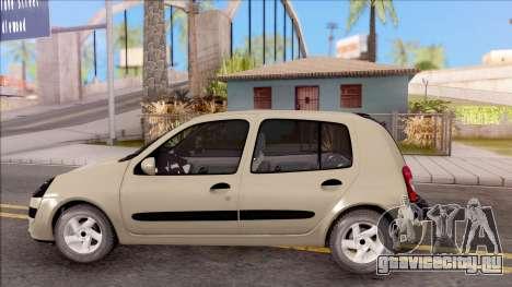 Renault Clio v1 для GTA San Andreas вид слева