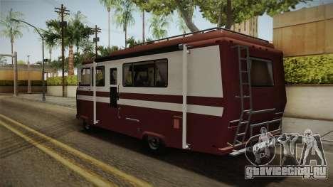 GTA 5 Zirconium Journey Cleaner для GTA San Andreas вид справа