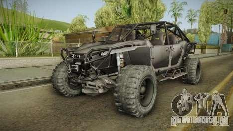 Ghost Recon Wildlands - Unidad AMV No Minigun v2 для GTA San Andreas