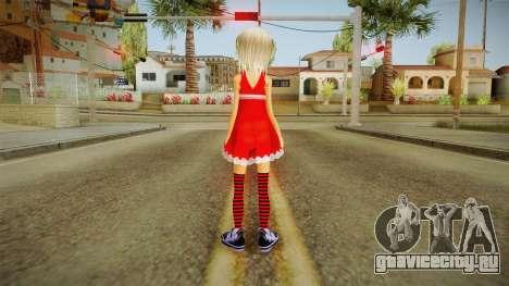 Sera Skin для GTA San Andreas