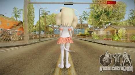 Kemono Friends Lion v2 для GTA San Andreas третий скриншот