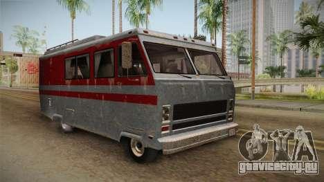 GTA 5 Zirconium Journey Worn для GTA San Andreas вид справа