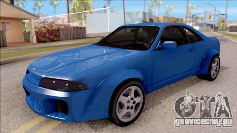 Nissan Skyline R33 Tuned для GTA San Andreas
