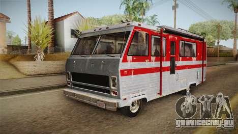 GTA 5 Zirconium Journey Worn для GTA San Andreas