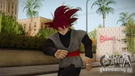 DBX2 - Goku Black SSG v2 для GTA San Andreas