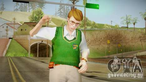 Earnest Jones from Bully Scholarship для GTA San Andreas