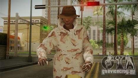 Gunrunning Skin 1 для GTA San Andreas