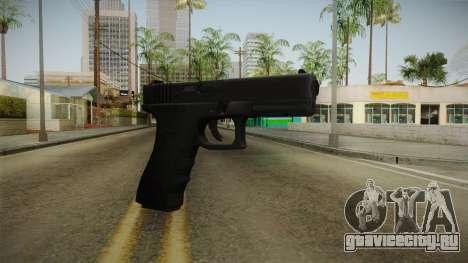 Glock 21 3 Dot Sight для GTA San Andreas второй скриншот