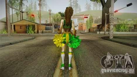 Cheer Captain Kerrigan v3 для GTA San Andreas третий скриншот