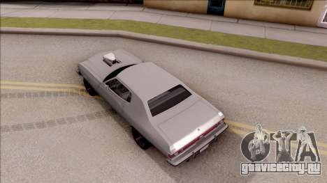 Ford Gran Torino 1975 v2 для GTA San Andreas вид сзади