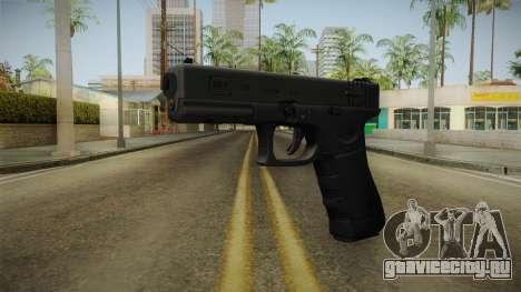 Glock 18 3 Dot Sight Green для GTA San Andreas