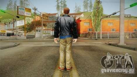 Ricky Pucino from Bully Scholarship для GTA San Andreas третий скриншот