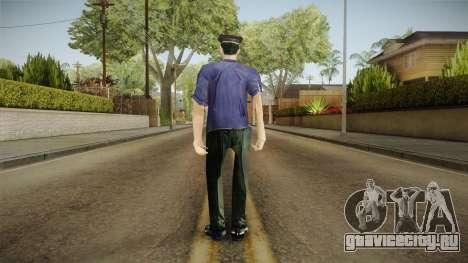 Driver PL Police Officer v2 для GTA San Andreas третий скриншот