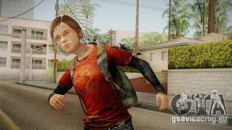 Ellie Tlou v1 для GTA San Andreas