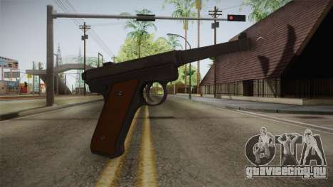 TF2 - Ruger MK2 Pistol для GTA San Andreas