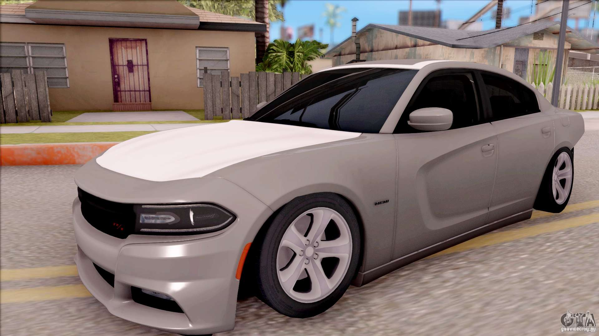 dodge charger rt 2016 gta san andreas. Black Bedroom Furniture Sets. Home Design Ideas