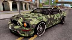 Ford Mustang Shelby GT500KR Super Snake v2