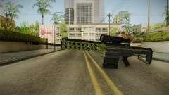 GTA 5 Gunrunning Sniper Rifle для GTA San Andreas