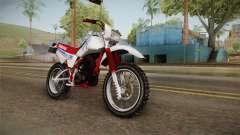 Yamaha DT180 1990 для GTA San Andreas