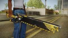 W40K: Deathwatch Chain Sword v2 для GTA San Andreas