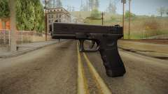 Glock 18 Blank Sight