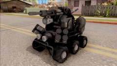 Mobile Turret From Titan Fall v1