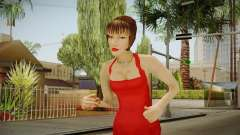 Ms. Phillips Date from Bully Scholarship для GTA San Andreas