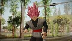 DBX2 - Goku Black SSJR v2 для GTA San Andreas
