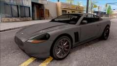 Dewbauchee Super GT для GTA San Andreas