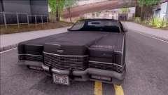 Mercury Marquis 1971 для GTA San Andreas