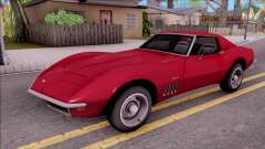 Chevrolet Corvette C3 Stingray для GTA San Andreas