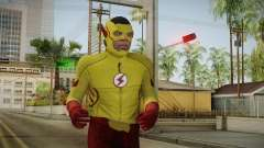 The Flash - Kid Flash для GTA San Andreas